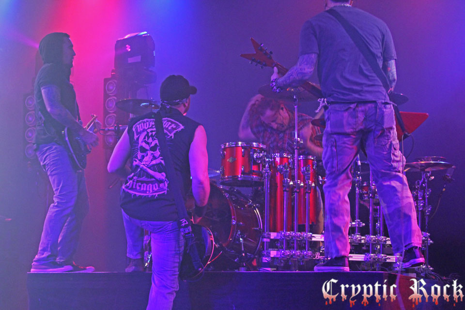 Sevendust Cryptic 15 - Interview - Clint Lowery of Sevendust