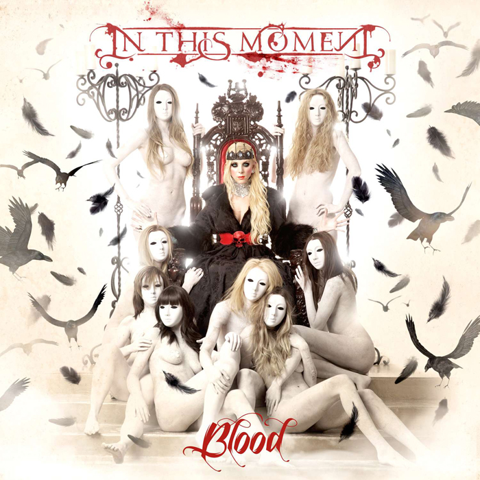 In This Moment Blood 2012 - Interview - Chris Howorth of In This Moment