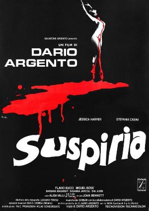 SuspiriaOneSheet - Interview - Burton C. Bell of Fear Factory