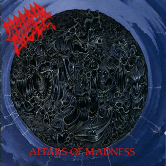 altars cover earache - Interview - David Vincent of Morbid Angel