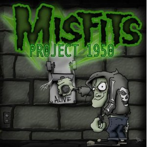 Misfits   Project 1950 cover - Interview - Jerry Only of the Misfits