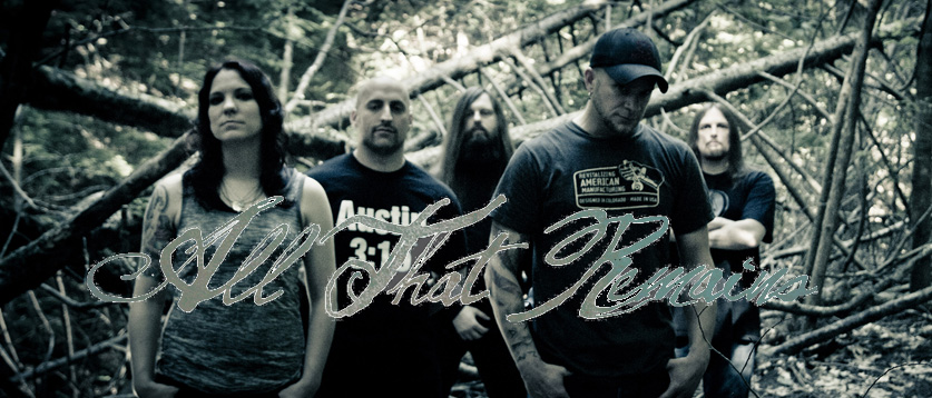 all that remains slide - Interview - Mike Martin of All That Remains