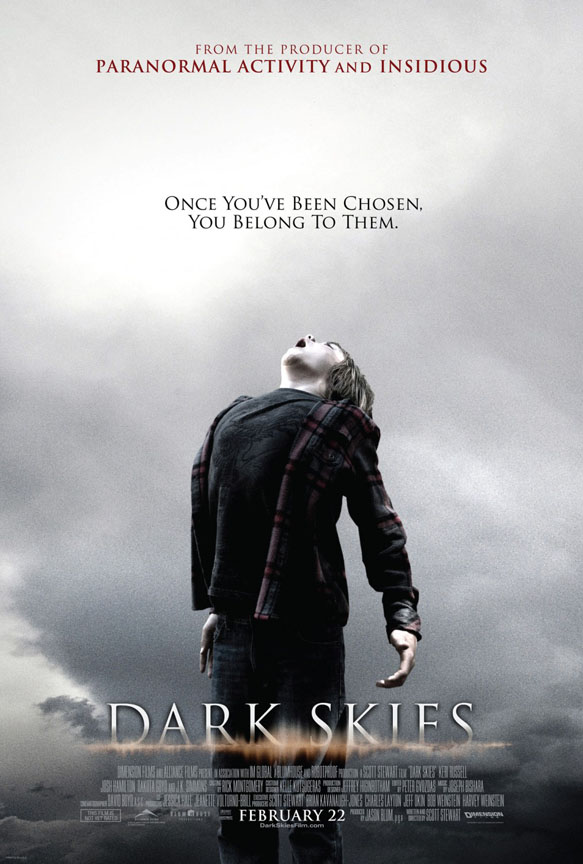 dark skies poster - Interview - Josh Brown of Full Devil Jacket
