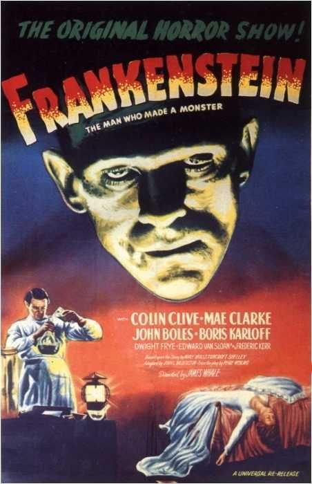 frankenstein - Interview - James Karen