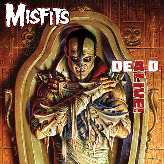 misfits dead alive - Interview - Jerry Only of the Misfits