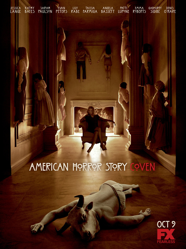 american horror story coven poster2 - Interview - Hansi Kürsch of Blind Guardian