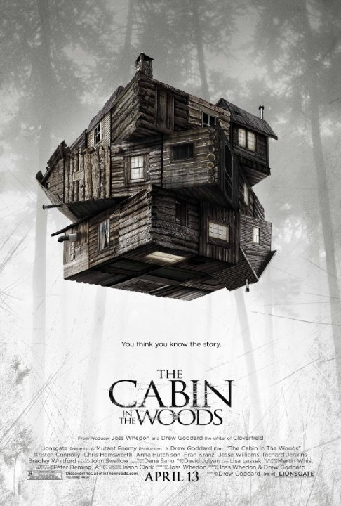 cabin in the woods - Interview - Chris Motionless of Motionless in White
