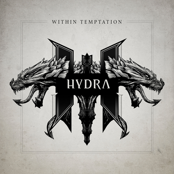 Within Temptation Hydra Artwork for article - Within Temptation & Amaranthe take over Terminal 5, NYC 10-10-14