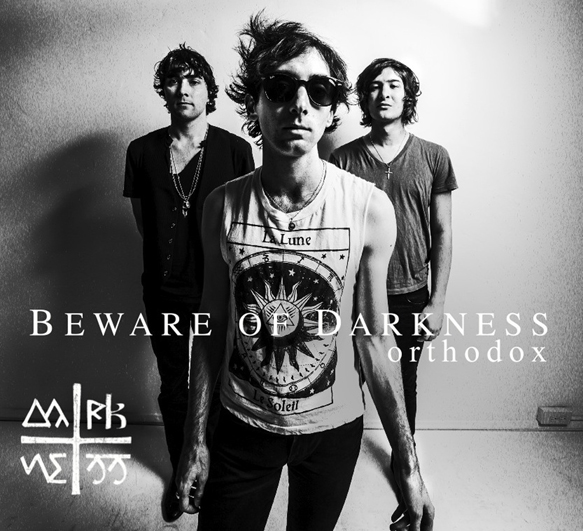 beware for article - Interview - Kyle Nicolaides of Beware of Darkness