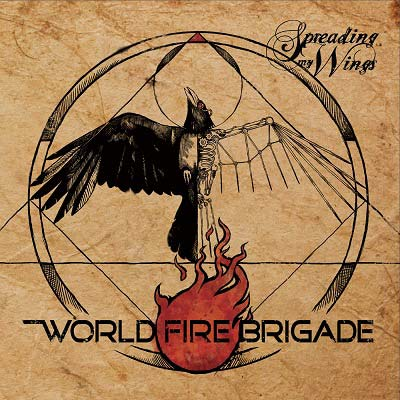 world fire brigade spreading my wings - Interview - Sean Danielsen of Smile Empty Soul