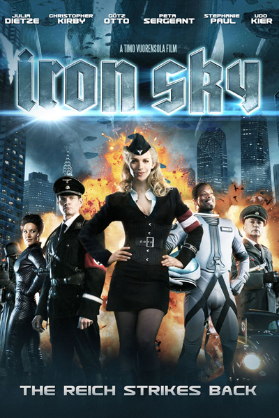 IRON SKY - Interview - Peta Sergeant