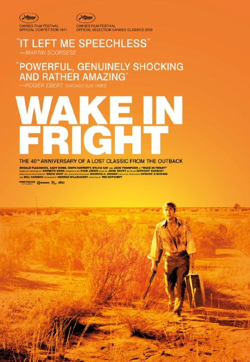 wake in fright - Interview - Peta Sergeant