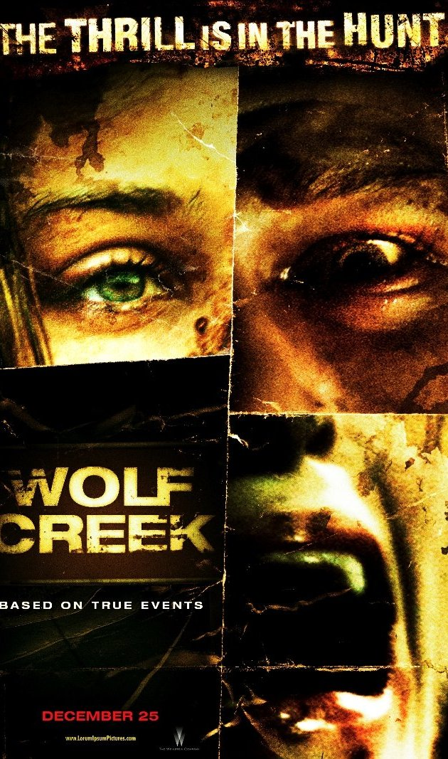wolf creek - Interview - Peta Sergeant