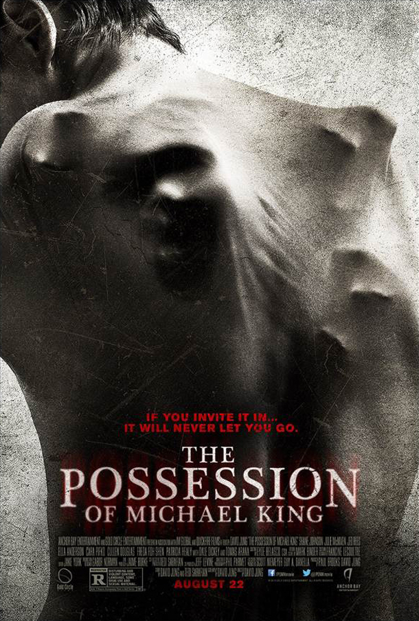 The Possession of Michael King Poster - CrypticRock Presents: Top 10 Horror Films of 2014
