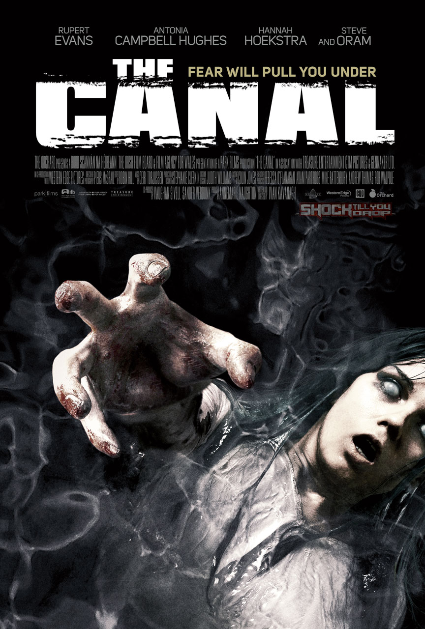 the canal poster - CrypticRock Presents: Top 10 Horror Films of 2014