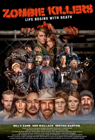 zombie killers poster 1 - Interview - Dee Wallace