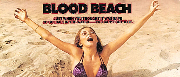 blood beach big slide - Blood Beach - 35 Years Later And Still Cannot Get To The Water