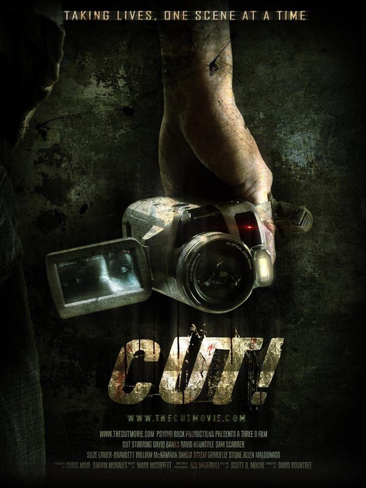 cut movie poster - Cut! (Movie Review)