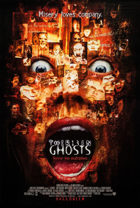 thirteen ghosts ver1 - Favorite Horror Movies Revealed: Justin Olmstead of Righteous Vendetta