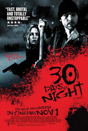 thirty days of night ver6 - Favorite Horror Movies Revealed: Justin Olmstead of Righteous Vendetta
