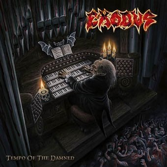 "Tempo Of The Damned musical album - Interview - Steve ""Zetro"" Souza of Exodus"