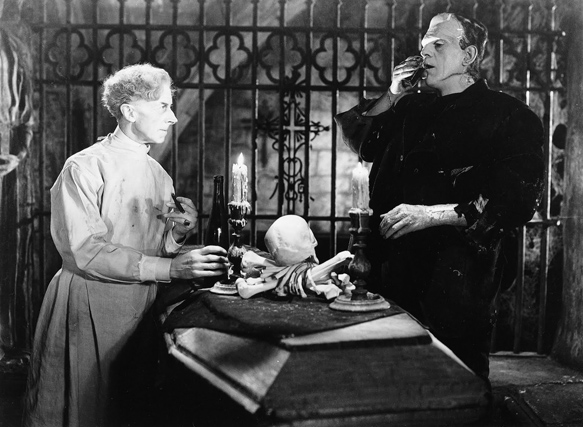 Stills bride of frankenstein 19762095 1546 1133 - The Bride of Frankenstein turns 80 years old