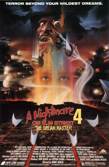 a nightmare on elm street 4 the dream master 1988 - Interview - Lisa Wilcox