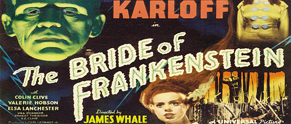 bride of frankenstein - The Bride of Frankenstein turns 80 years old