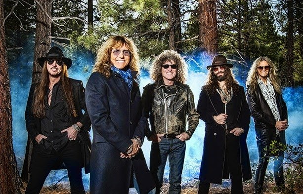 Whitesnake.promo .02 15.smiles - Whitesnake - The PURPLE Album (Album Review)