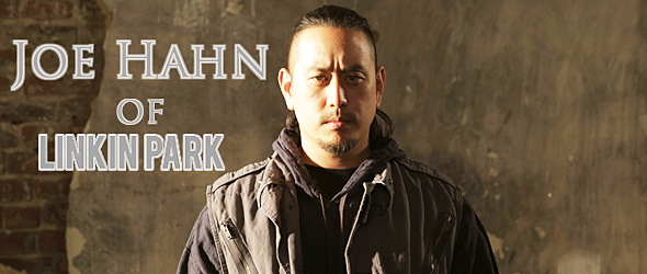 joe of linkin park slide - Interview - Joe Hahn of Linkin Park talks filmmaking