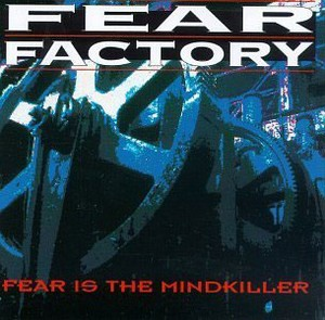 Fear Factory Fear Is The Mindkiller - Interview - Burton C. Bell of Fear Factory
