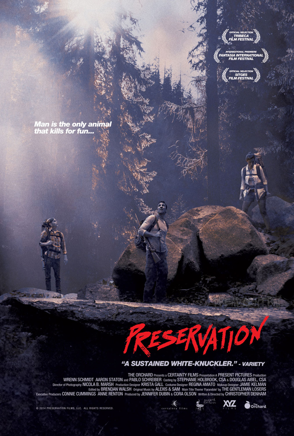preservation final - Preservation (Movie Review)