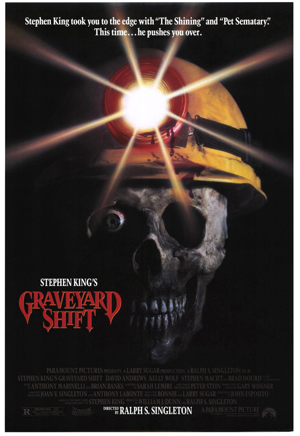 graveyard shift xlg - Stephen King's Graveyard Shift 25 Years Later