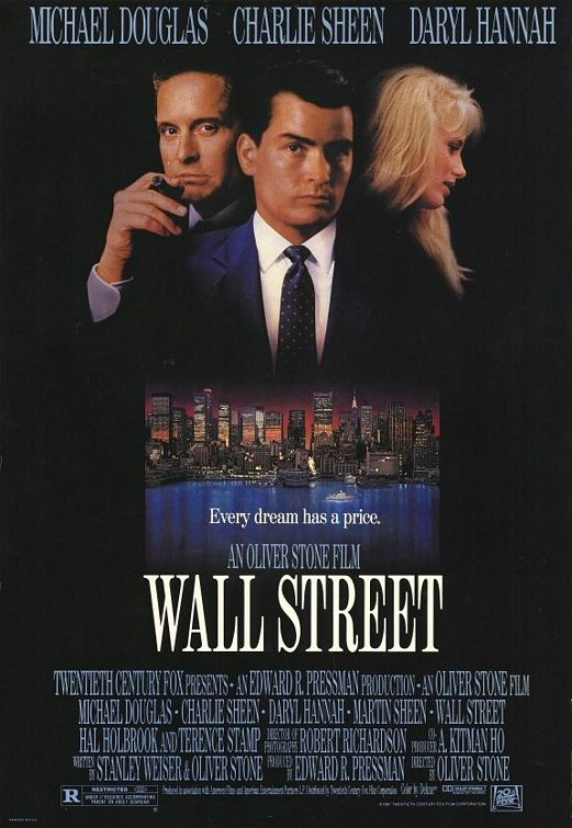 wall street - Interview - James Karen