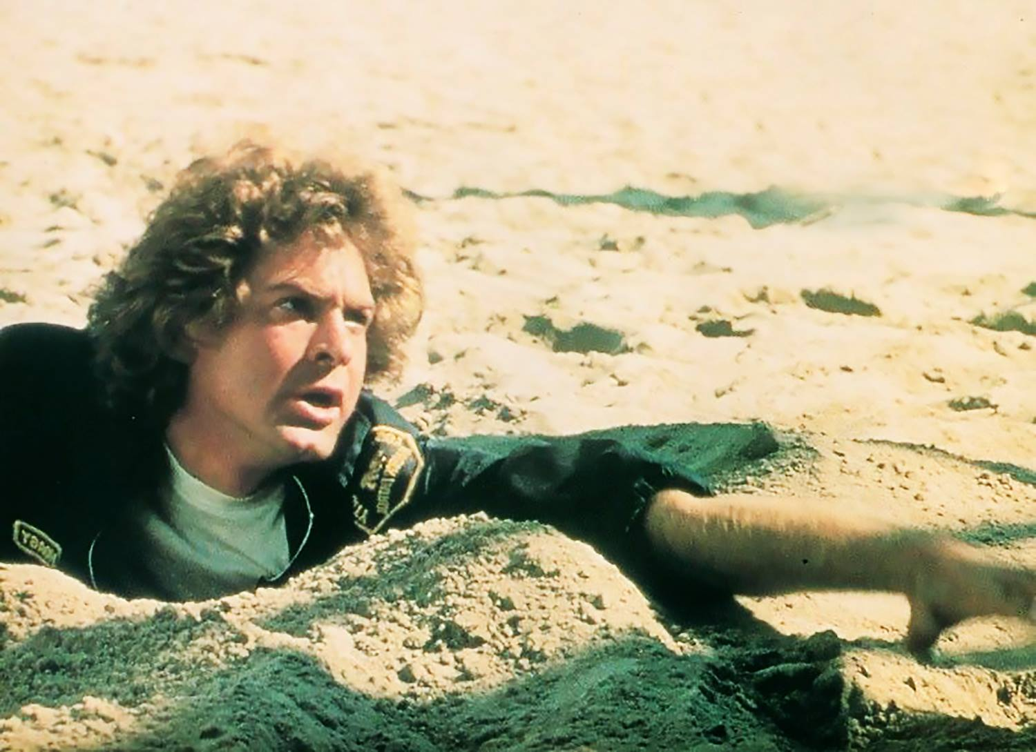 blood beach 1 - Blood Beach - 35 Years Later And Still Cannot Get To The Water