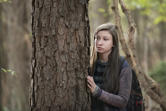katelyn new new photo - Interview - Katelyn Nacon of The Walking Dead