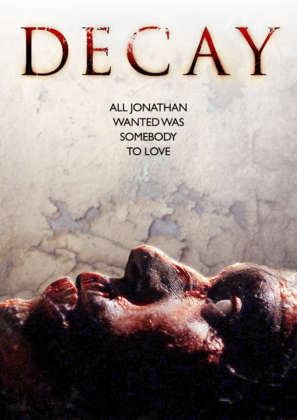 DECAY KEY ART FLAT POSTER - Decay (Movie Review)
