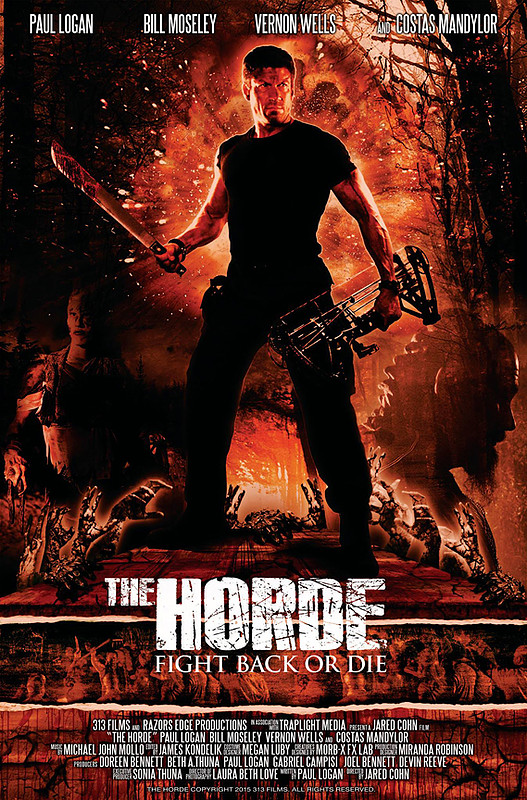 the horde 1 - Interview - Gabriel Campisi