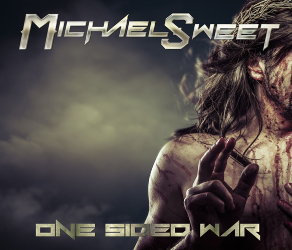 michael sweet one sided.jpeg - Michael Sweet - One Sided War (Album Review)