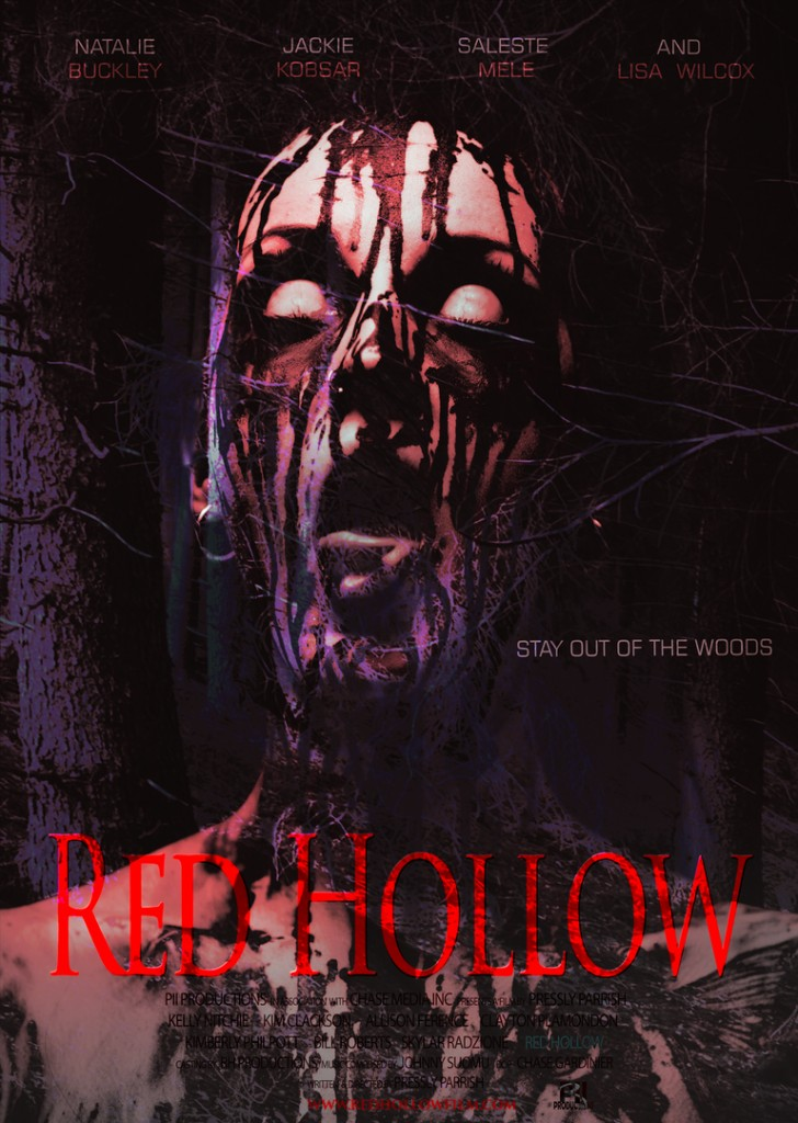Red Hollow Poster 728x1024 - Interview - Lisa Wilcox