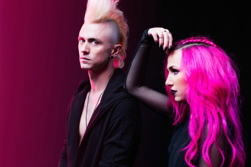 icon for hire promo - Icon For Hire - You Can't Kill Us (Album Review)