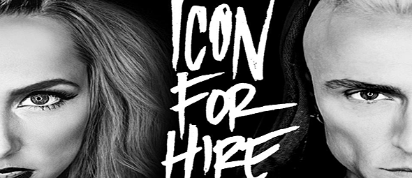 icon for hire slide - Icon For Hire - You Can't Kill Us (Album Review)