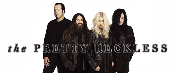 pretty reckless 2016 slide - Interview - Taylor Momsen of The Pretty Reckless