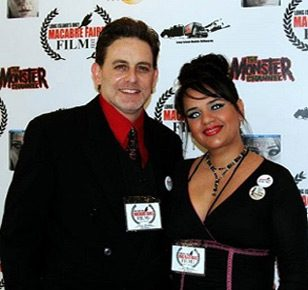 Elsie and Adam Ginsberg Festival Directors 4 - Macabre Faire Film Festival Returns To Long Island, NY 1-13-17 to 1-15-17