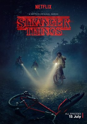 Stranger Things Poster - Interview - Tami Stronach
