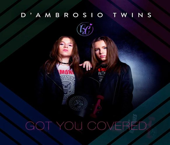 twins album cover - Interview - The D'ambrosio Twins