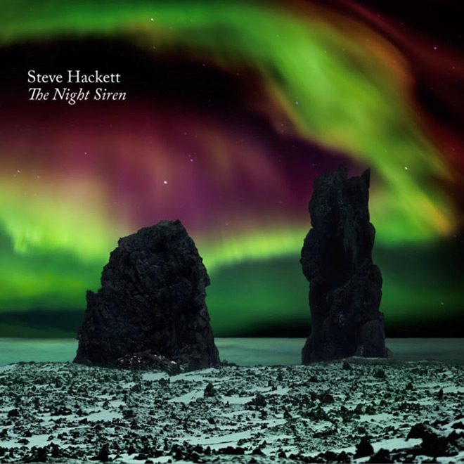 NightSirenAlbumCover - Interview - Steve Hackett
