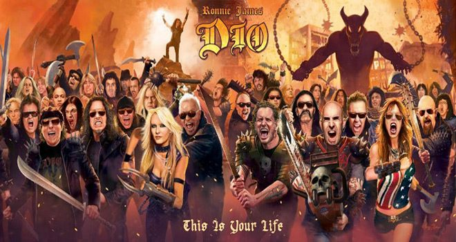 This is Your Life – Ronnie James Dio Tribute Album - Interview - Wendy Dio