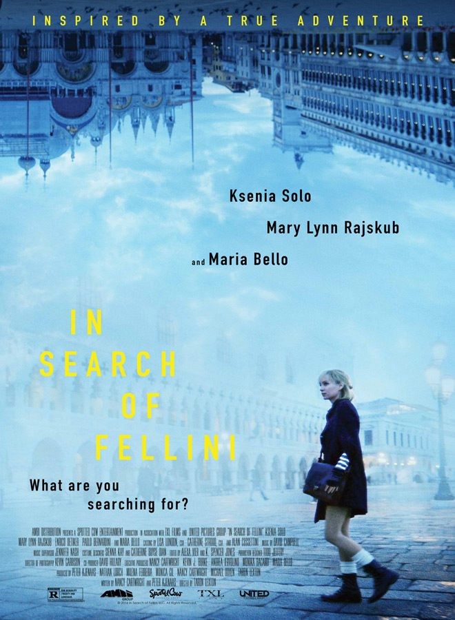 ISOF Official Poster  - In Search of Fellini (Movie Review)