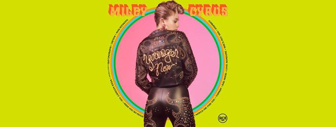 younger slide - Miley Cyrus - Younger Now (Album Review)